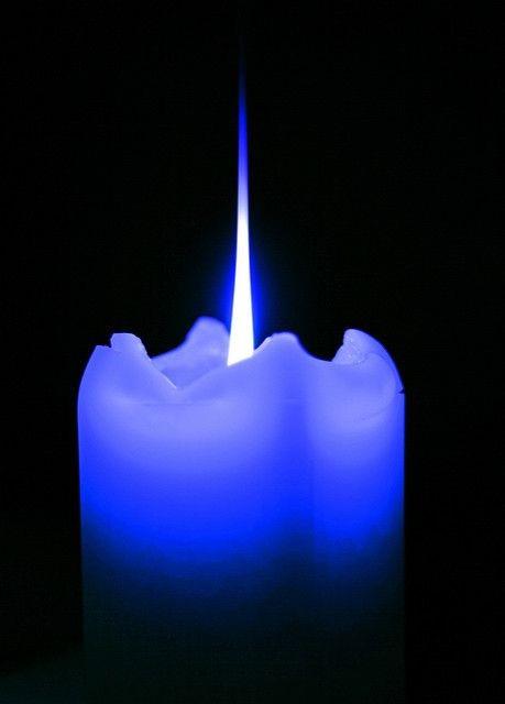 colores en las velas