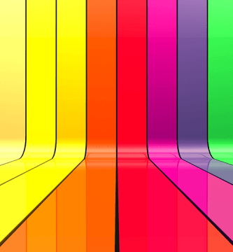 colores en la fotografía