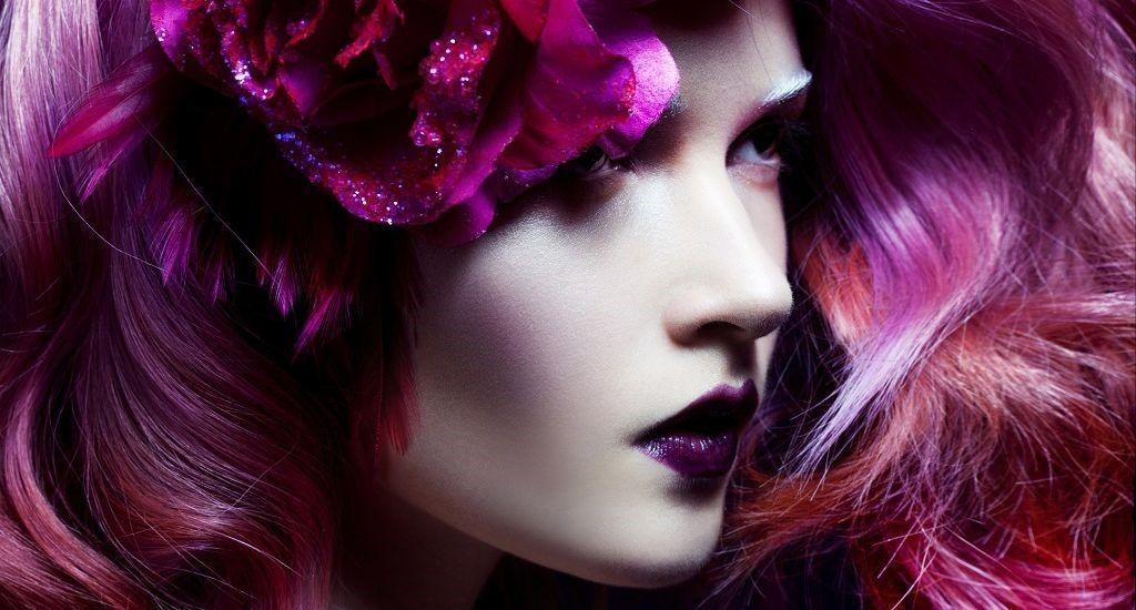 kleur violet