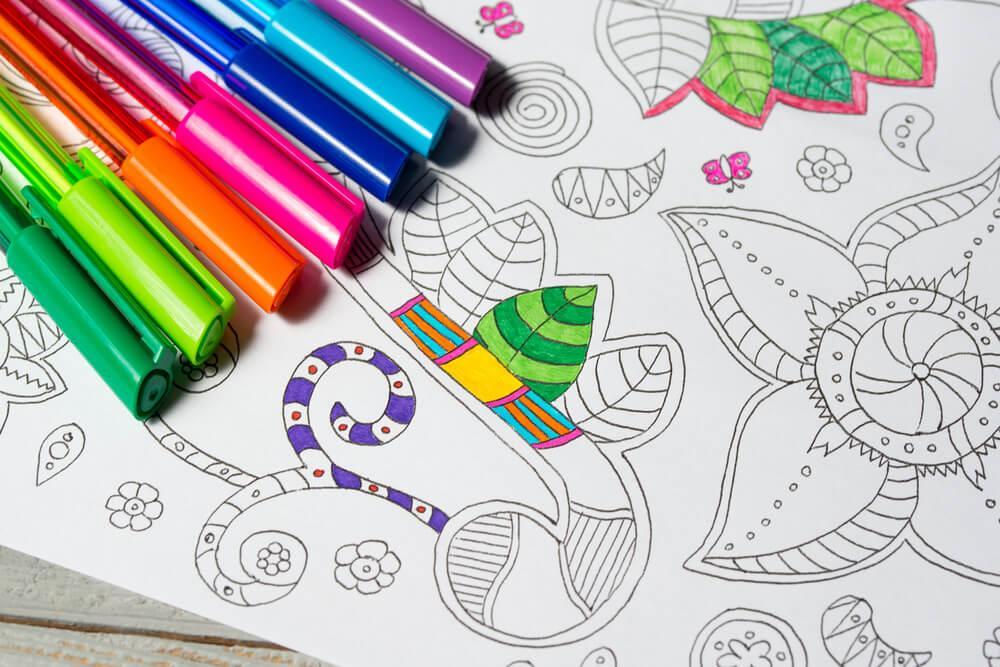 Colorear mándalas - Beneficios de la mandala y su significado