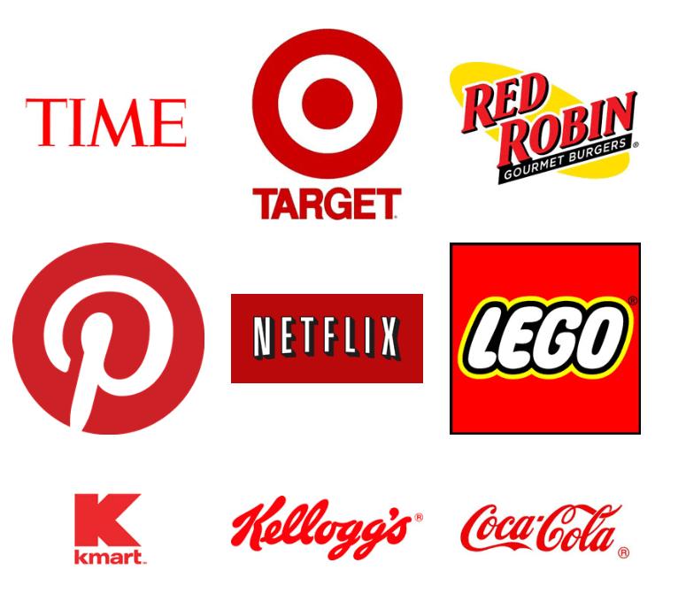 rode logo's