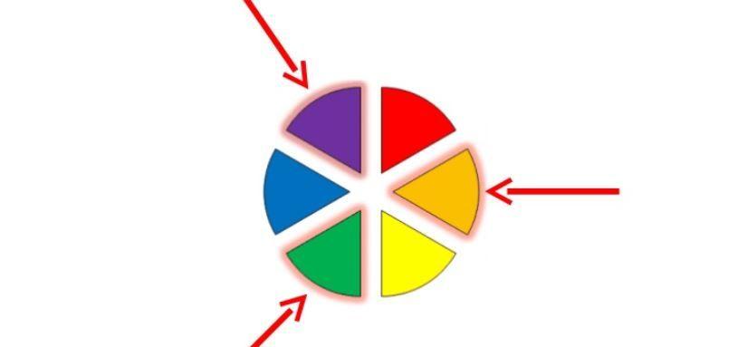 Los colores secundarios